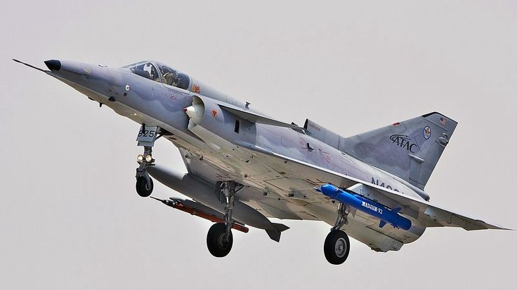 Aircraft Iai Kfir Wallpaper