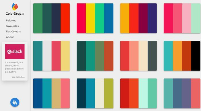 20 Best Color Palette Generators And Galleries For Designers 2019
