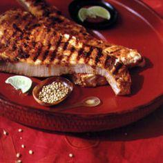 Spicy Pan-Fried Fish Steaks Recipe | SAVEUR