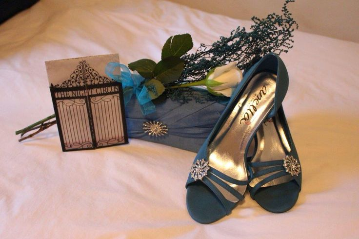 #Sharmain style #AnellaShoes dyed for a matric dance. www.weddingshoes.co.za