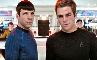 Most Famous ISTJ and ENFP Pair. Knew there was a reason I liked Spock most...