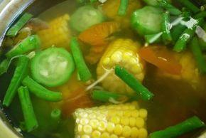 Resep Sayur Bening Kacang Panjang Lengkap http://dapursaja.blogspot.com/2015/05/resep-sayur-bening-kacang-panjang.html