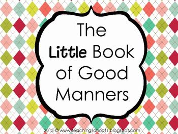 14 best florida studies weekly first grade first quarter images on we created a big book of good manners in our class using photos of my students fandeluxe Image collections