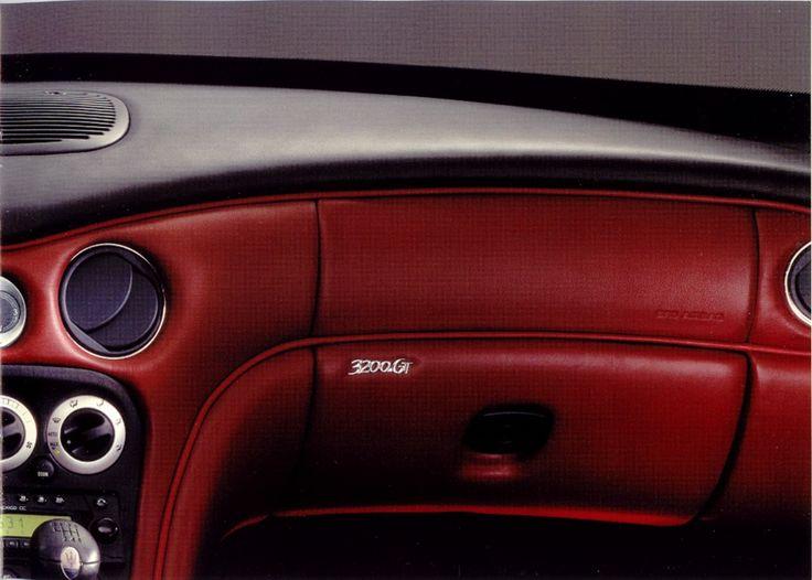 Maserati 3200 GT Modelle und Generationen, Technische Daten und Verbrauch