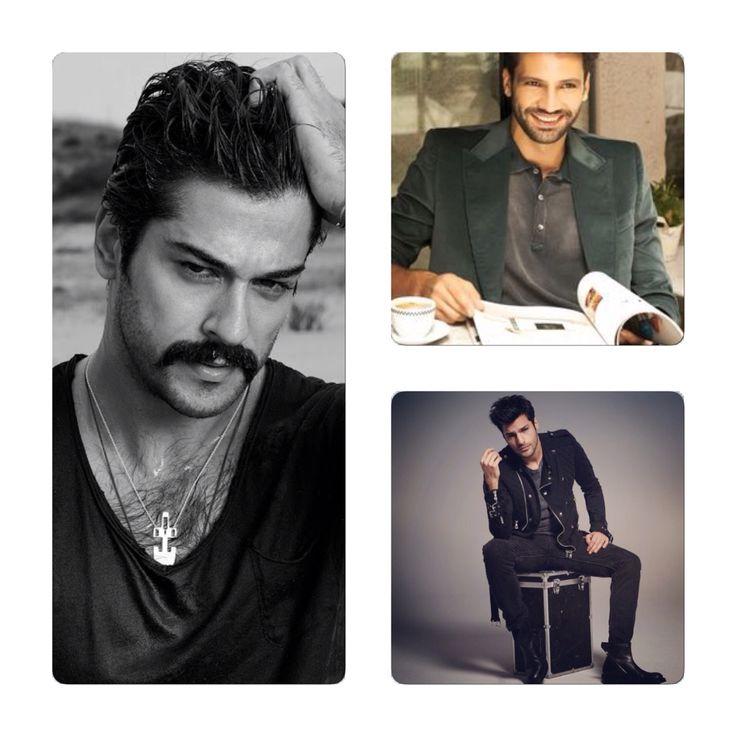 Who is the charm;Burak Özçivit;Serkan Çayoglu;Kaan Urgancioglu!?