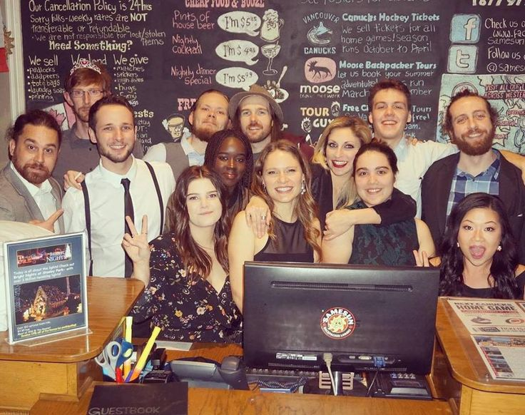 Celebrating our awesome crew at our Staff Christmas Parties sweeping across the Samesun Nation this week!  ~ Thanks to everyone on our team who has made this an awesome year ~ #samesunvancouver #samesunnation
