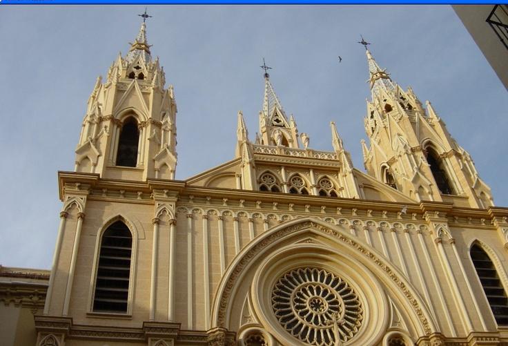 Iglesia del Sagrado Corazón,Málaga