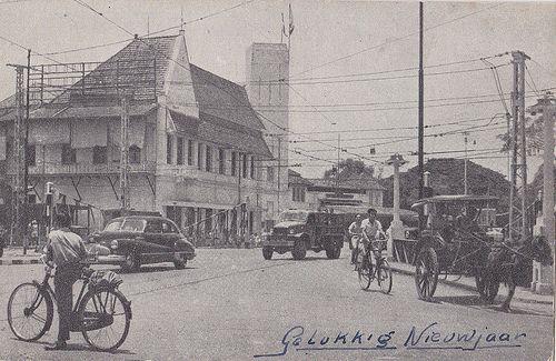 Tempo Doeloe #41 - Jakarta, Jalan Veteran / Jalan Ir. Juanda, 1947