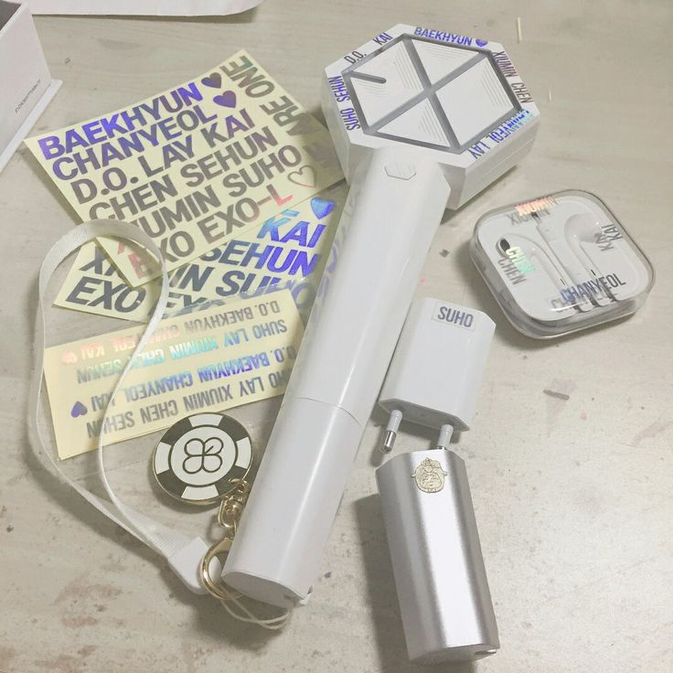 13 best EXO tumblr images on Pinterest Kpop merch, Lightstick - küchen ebay kleinanzeigen