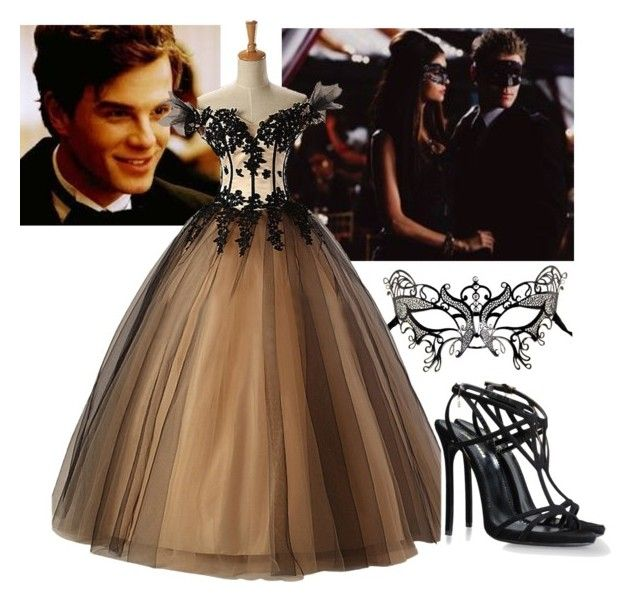 """The Vampire Diaries - Imagine Kol Mikaelson"" by juli1dfan ❤ liked on Polyvore featuring Masquerade, Dsquared2, women's clothing, women's fashion, women, female, woman, misses and juniors"