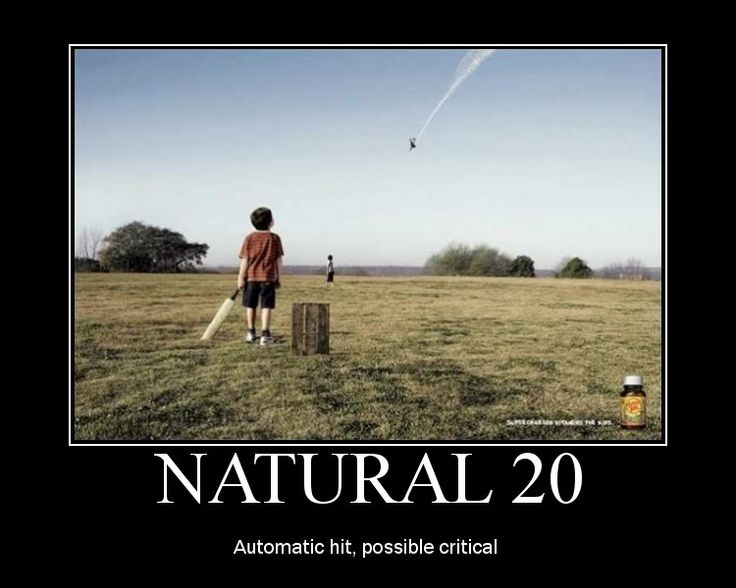 Funnt Memes: Funny Natural 20 - Google Search
