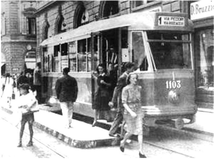 1950: Via de Pecori