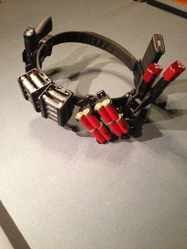 3 Gun belt - Rgrips.com