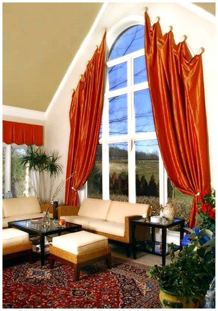 Best 25 Arched Window Coverings Ideas On Pinterest Arch