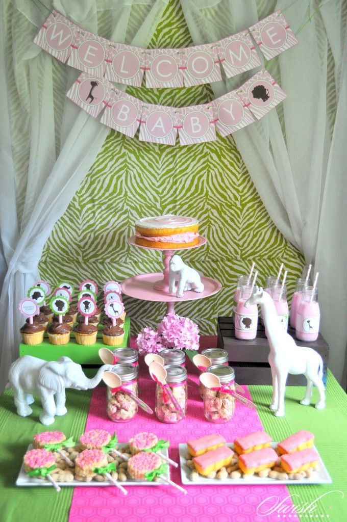 36 best images about safari babyshower on pinterest its for Baby decoration safari