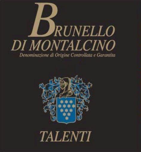 Talenti. Brunello di Montalcino