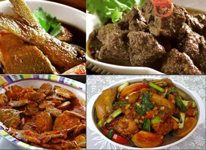 Semur adalah masakan khas indonesia yang dibuat dengan kecap manis dan bumbu - bumbu semur pilihan. Warna kuah coklat semur memang selalu membangkitkan selera. Rasanya bervariasi mulai dari gurih dan asin sampai manis dan pedas, susah untuk diterangkan dengan kata kata.