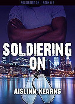 #FreeSoldiering On: (Soldiering On #0.5) by Aislinn Kearns  Romantic Suspensehttp://ift.tt/2tl4iZuDuncan Pierce returns from war broken and disheartened.He and his friends  all former military all injured in the line of duty  are finding it tough to demonstrate that they are still just as capable. All they need is a chance. So Duncan comes up with a strategy  start his own Security Company and show the world theyve all still got what it takes. But he needs someone with a little business…