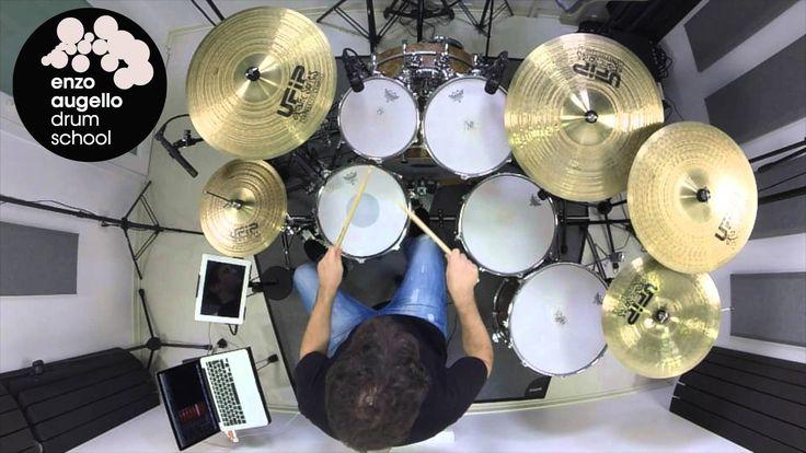 how to play Dante Agostini P18 schema ritmico