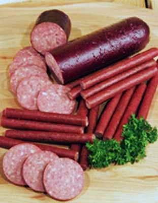 Making Venison Sausage - The step by step process