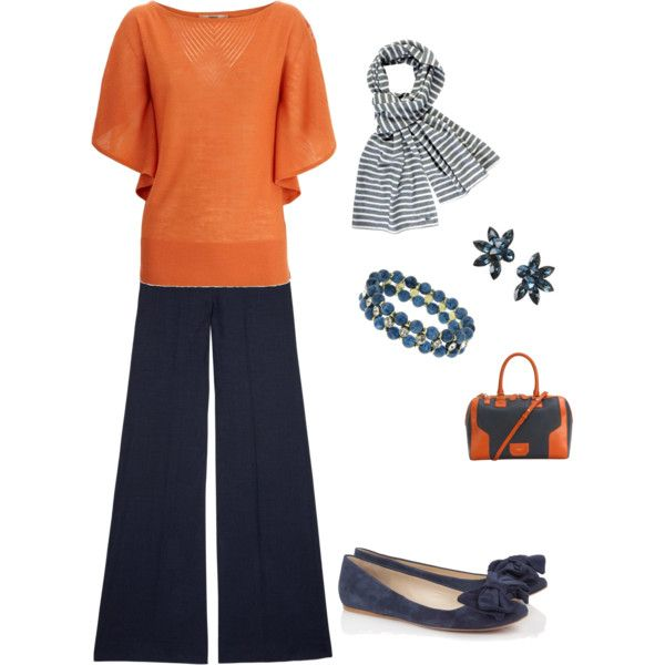 Cute Auburn  gameday outfit