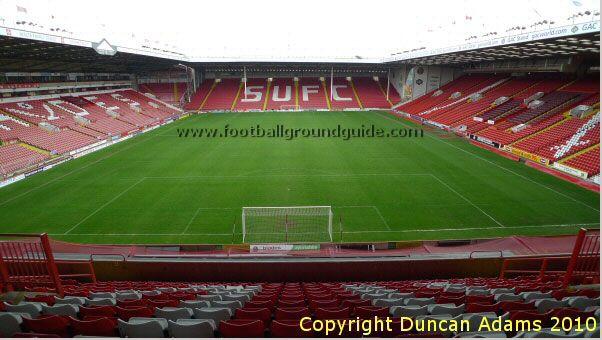 Bramall Lane, Home Of Sheffield United