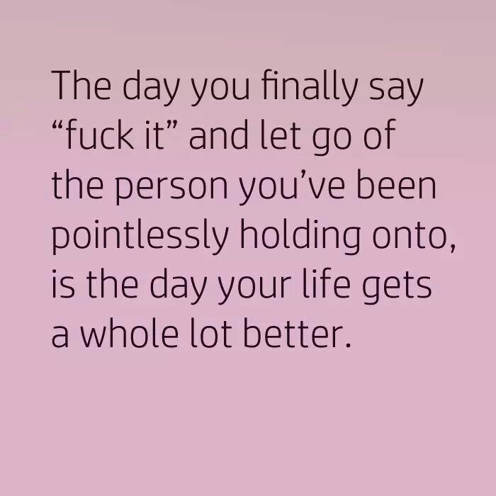 565 best It\'s sad , it\'s Over ! images on Pinterest | Quotes, True ...