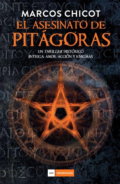 """56ª Lectura Conjunta """"El asesinato de Pitágoras"""" de Marcos Chicot, Duomo Ediciones. http://www.quelibroleo.com/el-asesinato-de-pitagoras"""