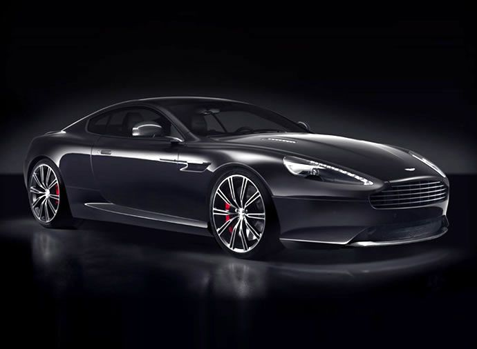 Aston Martin unveils DB9 Carbon Black and Carbon White Editions ahead of Geneva Debut