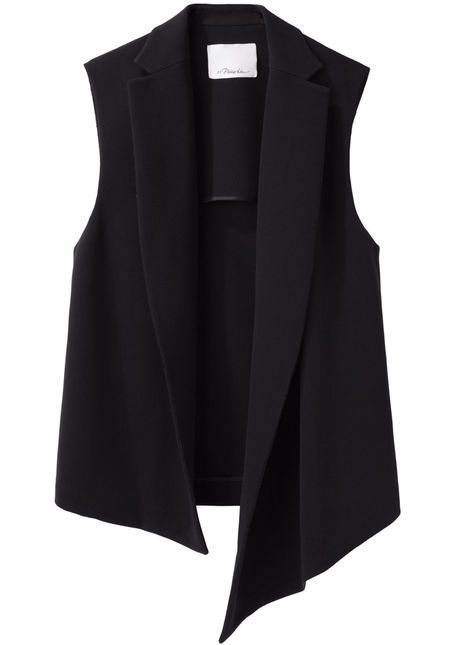 PHILLIP LIM draped vest