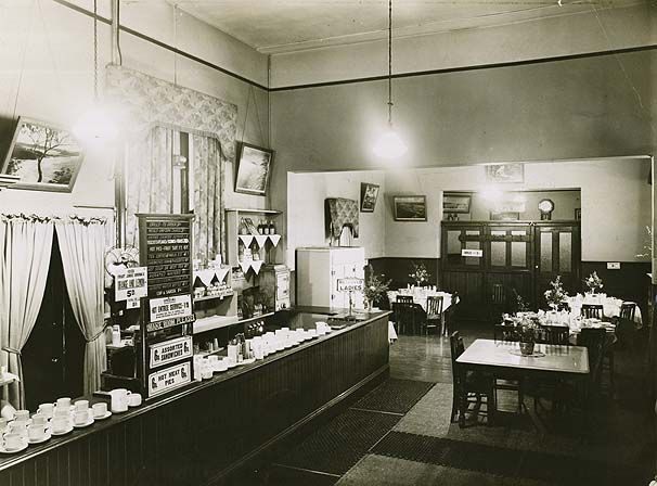 Tamworth,New South Wales Refreshment Room.A♥W