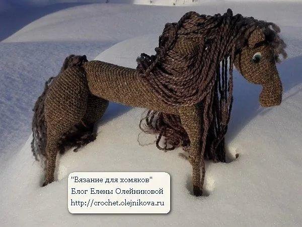 вязаная лошадка крючком мастер класс: 19 тыс изображений найдено в Яндекс.Картинках