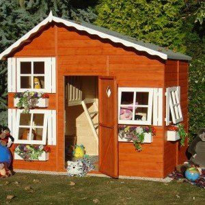 Shire Loft Playhouse for children