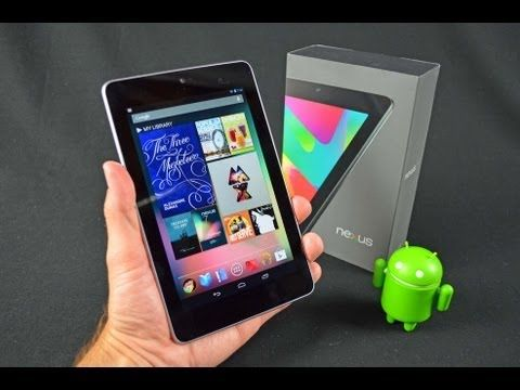 Google Nexus 7 Tablet: Unboxing & Review of the #AsusNexus7 smart #tablet computer using #Android 4.1 #jellybean mobile OS $231.50 get upgrade to 32gb data storage from November 2012