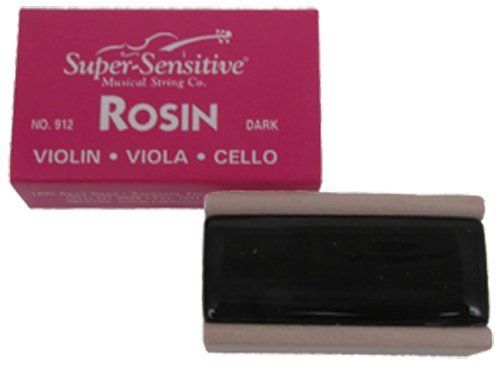 news Super Sensitive Dark Violin Rosin [ad_1]   buy now     $2.84 Made with high quality natural resin encased in a sturdy finished wood block with an easy to open slide box.Made with h... http://showbizmusic.com/super-sensitive-dark-violin-rosin/