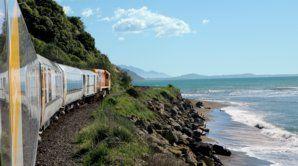 Rail journeys in New Zealand