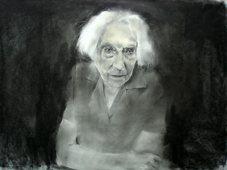 Retrato en Carbonilla
