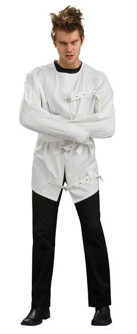 Insane Asylum Straitjacket Adult Costume - The Costume Shoppe
