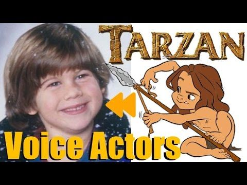 """Tarzan"" (1999) Voice Actors and Characters - http://beauty.positivelifemagazine.com/tarzan-1999-voice-actors-and-characters/ http://img.youtube.com/vi/044xT6LpGW0/0.jpg"