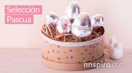 ¡Por una Pascua DIY! Pascua se acerca y nos sumergimos en un mundo lleno de pollitos, huevos y monas. Te presentamos una selección de productos para esta fiesta señalada, llena de significado, color ¡y mucho craft! Encontrarás este producto en nuestra tienda online shop.innspiro.com o en tiendas especializadas.