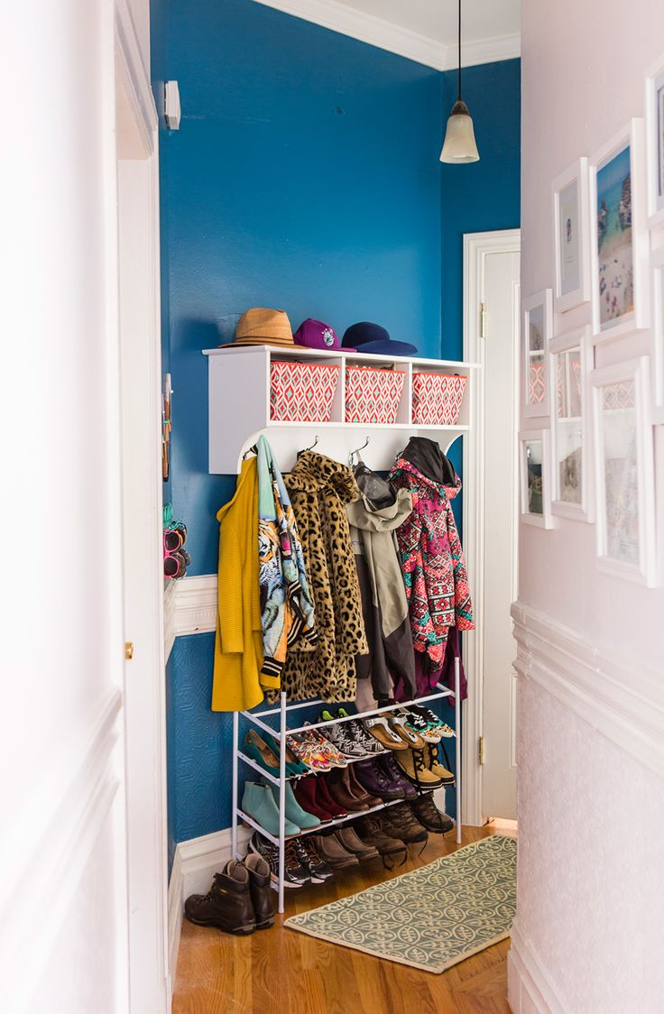 Transform Your Entryway Into A Mudroom Start By Installing