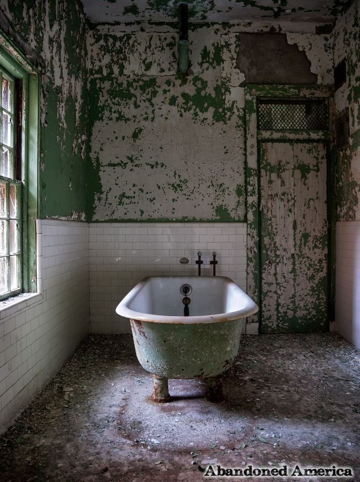 'the way of the future', Taunton State Hospital (Taunton, MA) - Matthew Christopher's Abandoned America