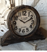 Reproduction French Antique Mantel Clock  $79. - #saveoncrafts and #dreamwedding