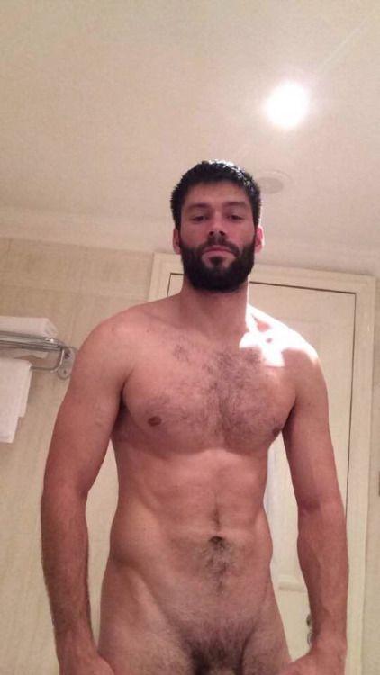 naked straight guy fatherhood