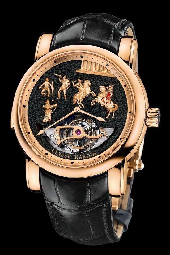 Baselworld 2011 – Ulysse Nardin presents Alexander the Great Watch Edition