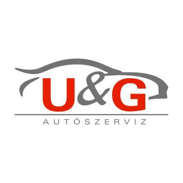 Urbán és Gaál Autószerviz - Logo design