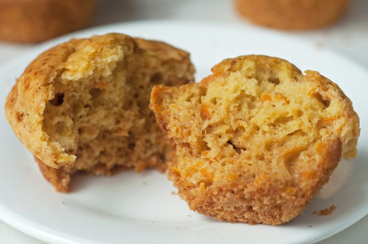 Sweet and savory, these carrot and honey muffins are perfect any time of day. They're packed with veggies and sugar-free—the best kind of muffins!