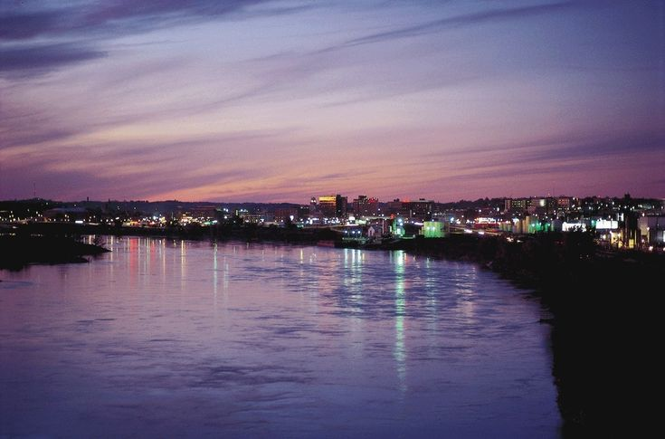 Sioux City, IA  Where we went for fun when I was growing up