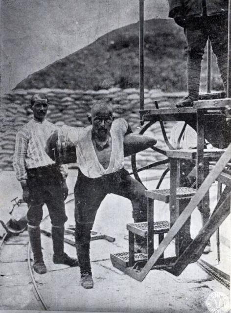 Seyit Onbaşı  Turkish Soldier Gallipoli