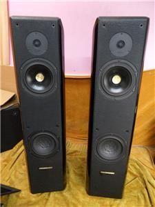 Sonus Faber Concerto Gran Piano Loudspeakers - Black, used, for sale, secondhand